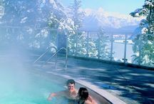 Hot springs / If there's one thing in life I love it's a good hot spring soak!
