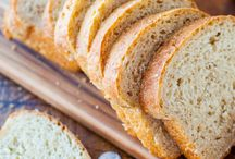 Bread....oh yeah, FRESH baked bread! / by Shanon Barden