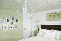 Blissy bedroom / by Faye Titmarsh