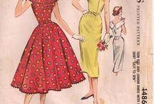 Vintage-ompelumallit