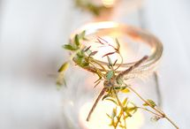 light and candle / by Mari Crea