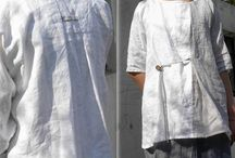 Linen clothing I would love to own / by Constance Brosnan