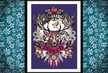 Art Prints - Becca Who