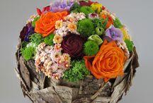 Flower-Ball arrangement