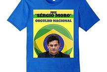 T Shirts Camisetas / T Shirts e Camisetas interessantes na Amazon e outros sites online!  Camisetas temas do Brasil. T shirt Brazil, food t shirt, jiu jitsu t shirt!