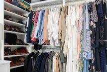Spaces {closet}