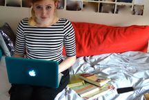 College Life <3 / by Alice Smith
