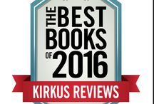 Best Books of 2016 / These are the best books of 2016 as judge by Kirkus Review