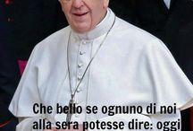 Citazioni papà Francesco