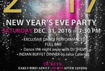 ICC New Year's Eve Bash - 31st December, 2016
