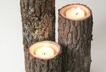 Tree crafts / home_decor
