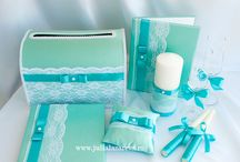 Wedding in the style of Tiffany