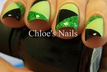 fun nails / by Valerie Kelsey