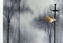 Kreativ-Wandgestalltung