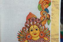 Dress Murals