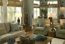 Family Room Ideas / by Keri Masson