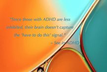 """MOtivation: The MO of ADHD / """"People are not lazy. They simply have impotent goals / that is, goals that do not inspire them.""""~Tony Robbins"""