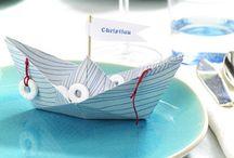 Maritime Hochzeit / Inspirationen, DIY und mehr