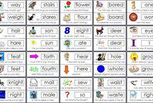 Education at Home: Grammar & Vocabulary