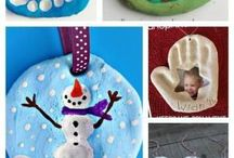 Baby Christmas crafts