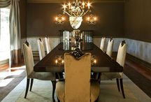 Home - Dining Rooms / by Debra Richter-Silnicki