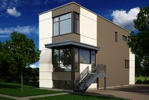 LEED for Homes Chicago / Sustainable Single Family Homes