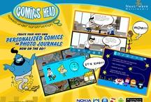 Comics Head IPAD App reviews / Comics Head IPAD App reviews, suggestions and likes!!!