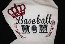I'm a Baseball/BasketBall Mom