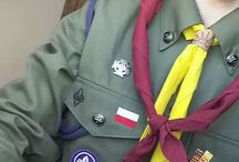 Scouting Uniforms / Pin Scouts uniforms from all over the world ♡