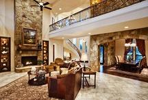 Living Area - Sterling Custom Homes