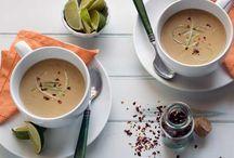 Gluten free Dairy free soups