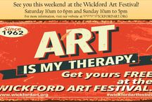 2015 Wickford Art Festival 53rd Anniversary / Current and past Wickford Art Festival Images