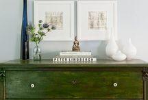 guest room / by Lisa Fotheringham