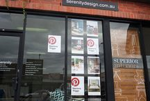 Serenity Interiors & Exteriors -- We LOVE / What's new? What are we excited about? A place to share the latest interior design products while sharing our shop window displays.