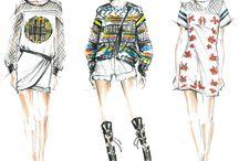 Art&Fashion Illustrations