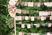 Escort Card Ideas / Search beautiful escort card ideas through www.yourdreamdress.com's Pinterest page.