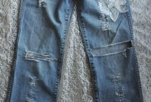 Jeans Ideen upcycling