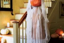 20 Halloween Stairway Decoration Ideas / 20 Halloween Stairway Decoration Ideas
