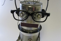 Robots homemade