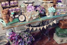 decoracion mesas de dulces