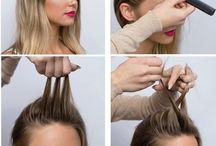 coiffures ❤