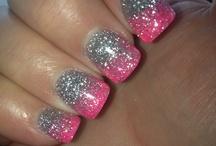 Finger nails / Acrylic nail ideas!
