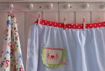My love of aprons / by Lynn Fifer