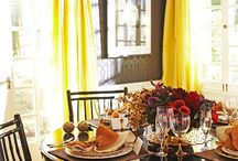Table Scape / by Jennifer Kowalski