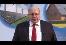 Deutscher Umweltminister Peter Altmaier
