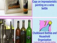 Wine and Wine Bottles