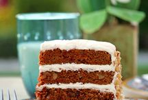 "Healthy Sugarfree Carrot Cake /  (Click on picture and then ""Visit site"" to see original.)"