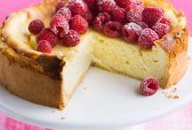Makeita leivonnaisia - Sweet pastries