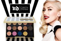 UDxGwen / The ultimate beauty collab! / by Urban Decay