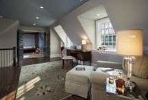 Upstairs bedrooms/ Bonus room / by Katie Davenport